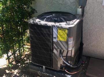 AC Blue Air Condition